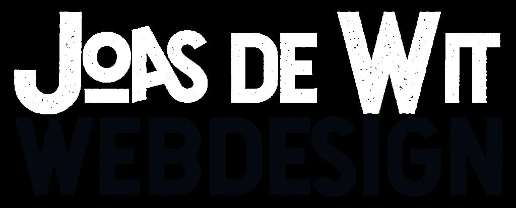 Joas de Wit webdesign Logo
