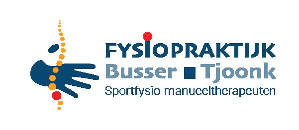Busser Tjoonk fysio- en manuele therapie logo